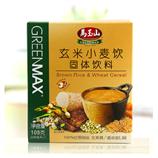 【国内闪送】台湾进口 Green Max 马玉山玄米小麦饮105g/3包 含11种植物 健康早餐冲饮