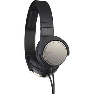 【天猫同款包EMS】JVC 杰伟世 HA-S500 头戴便携耳机(黑色) 耳机中的白菜神器