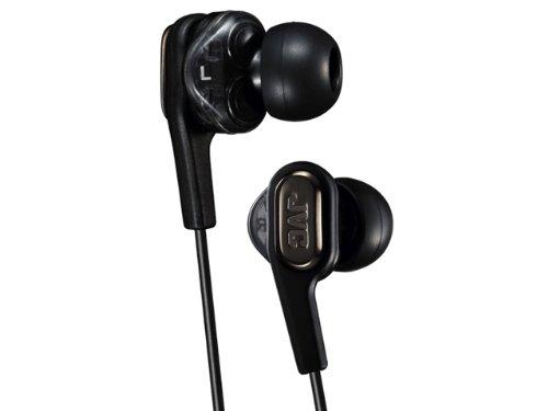 【日本直邮】杰伟世/JVC 维克托耳机 Victor HA-FXT90 黑色