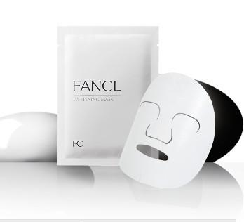 芳珂/FANCL 美白祛斑淡斑面膜 21mL×6枚/盒3758-11【商品编辑重复】