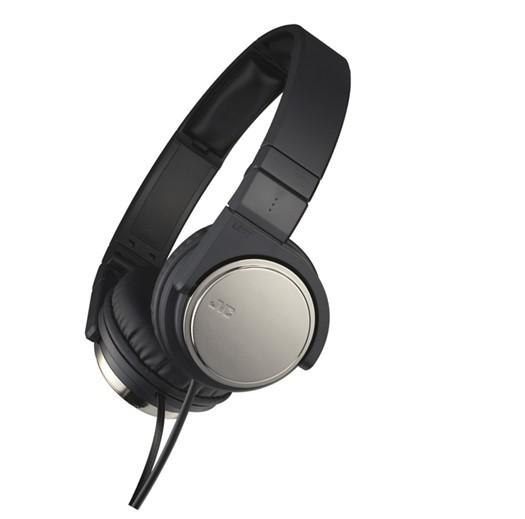 杰伟世/JVC HA-S500-Z 头戴便携耳机(银色)