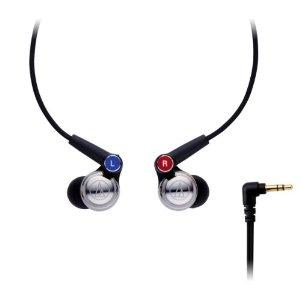 【日本直邮】铁三角/Audio Technica ATH-CK100PRO三重平衡电枢式入耳耳机