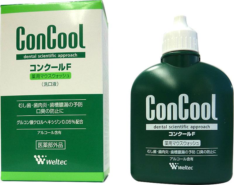 【日本直邮】ConCool 牙科专用漱口水/强效预防蛀牙牙龈炎牙周炎(不能运输)