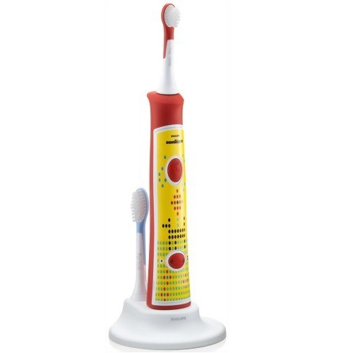 【日本直邮】飞利浦/Philips  儿童软毛刷头声波电动牙刷HX6311/02