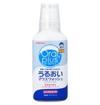 【日本直邮】和光堂/Wakodo Oral plus 滋润保湿清洁漱口水250ml