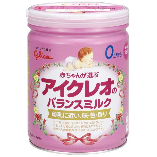 固力果/ICREO 固力果/ICREO 0个月以上宝宝适用婴幼儿配方 一段奶粉 800g