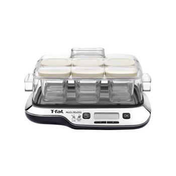 【日本直邮】特福/T-fal  YG6548JP酸奶制作器 酸奶甜点两用机