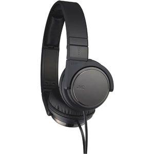 杰伟世/JVC HA-S500-B 头戴便携耳机(黑色)