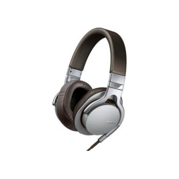 【日本直邮】索尼/SONY MDR-1R-S 头戴便携耳机 银色