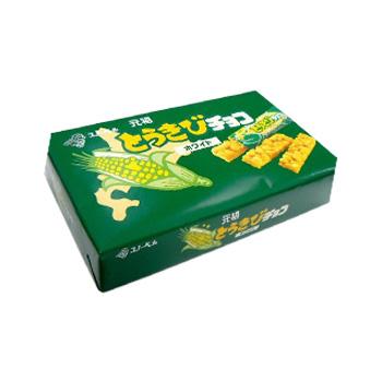 元祖 小玉米棒 白巧克力味 独立盒装16枚入