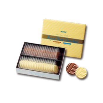 【日本直邮】ROYCE  北海道焦糖巧克力、牛奶白巧克力各20枚 1盒装(原本是2盒装,条形码是1盒装)