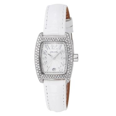 【日本直邮】芙丽芙丽/Folli Follie フォリフォリ S922 S922ZI SLV/WHT手表