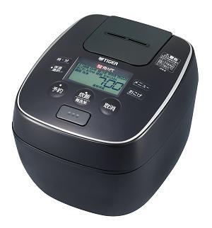 【日本直邮】虎牌/Tiger  JPB-B100 IH压力电饭煲 五层土锅可变压力 黑