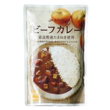 【日本直邮】北海道特产 JA富良野 牛肉味咖喱 微辣 180g 一人份
