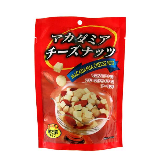 【日本直邮】北海道特产 奶酪味夏威夷果