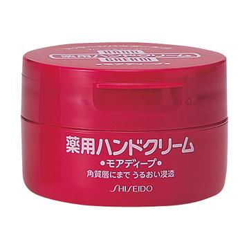 资生堂/SHISEIDO  保湿美白深层滋养药用尿素美润护手霜  100g