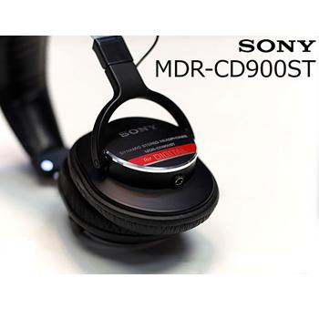 【日本直邮】索尼/SONY MDR-CD900ST 录音室用 头戴式监听耳机