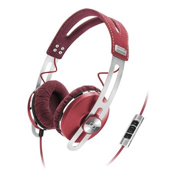 SENNHEISER/森海塞尔 MOMENTUM on ear 乐动 头戴式线控耳机 红