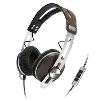 SENNHEISER/森海塞尔 MOMENTUM on ear 乐动 头戴式线控耳机 棕