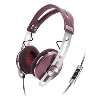 SENNHEISER/森海塞尔 MOMENTUM on ear 乐动 头戴式线控耳机 粉