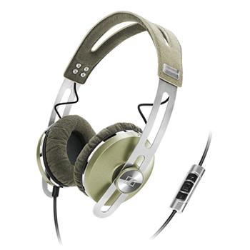 SENNHEISER/森海塞尔 MOMENTUM on ear 乐动 头戴式线控耳机 绿