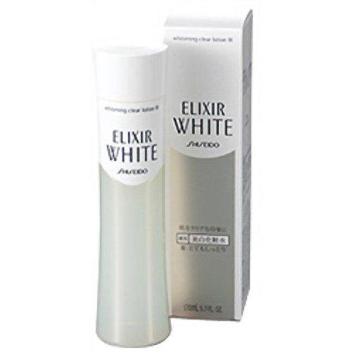 【日本直邮】资生堂/Shiseido  EXLXIR WHITE 美白保湿化妆水 170ml