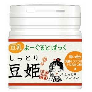 """【日本直邮】豆浆酸奶面膜""""湿润的豆公主""""150 G"""