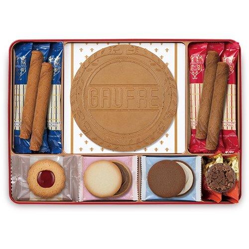 【日本直邮】神户风月堂 交响曲欧芙琉璃薄饼 20 S礼盒装