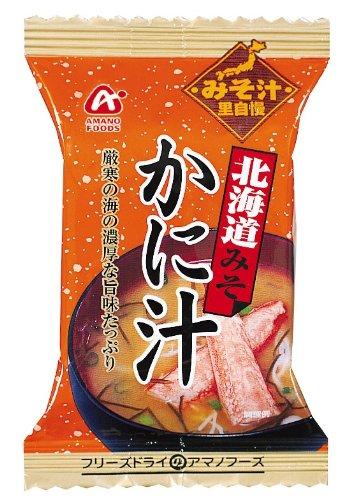 【日本直邮】安学习劳食品北海道酱(巨蟹汁)9克×10个