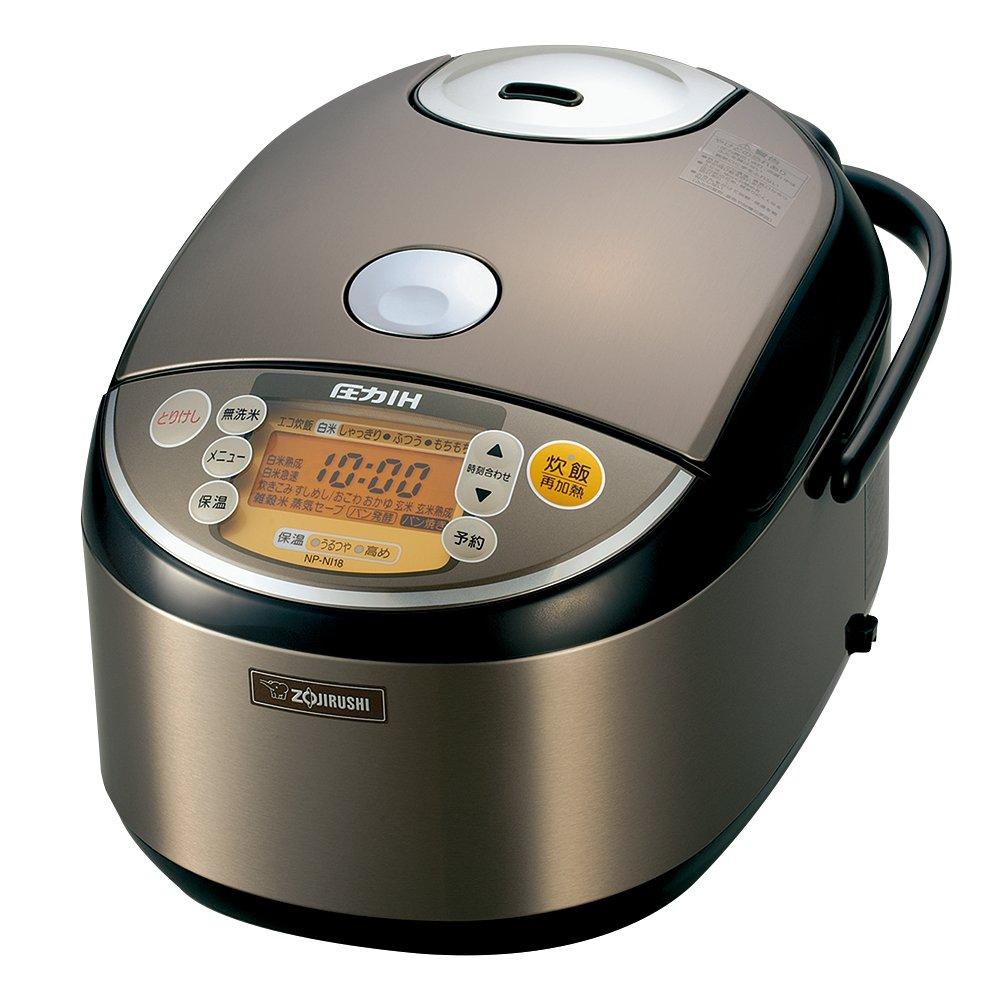 【跨境团】日本象印电饭煲型号:np-ni18-xt