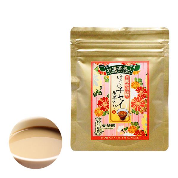 【日本直邮】京都东茶园/Azuma 生姜烘培茶 50g