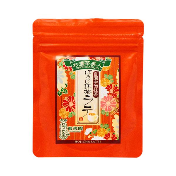 【日本直邮】京都东茶园/Azuma 烘培抹茶拿铁 50g