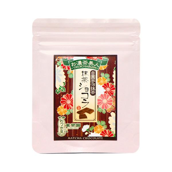京都东茶园/Azuma 可可抹茶 50g