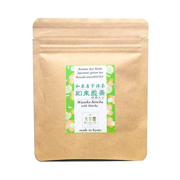 【日本直邮】京都东茶园/Azuma 和束煎茶 50g