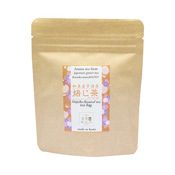 【日本直邮】京都东茶园/Azuma 烘培茶礼盒装 50g