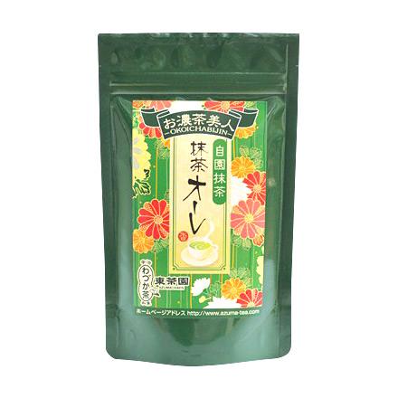 京都东茶园/Azuma 牛奶抹茶 100g