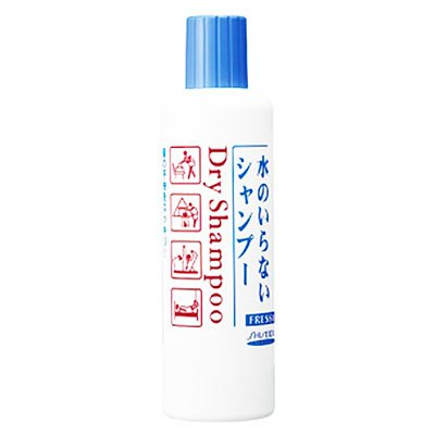 【日本直邮】资生堂/Shiseido  干洗洗发水替换装 250ml 孕妇可用