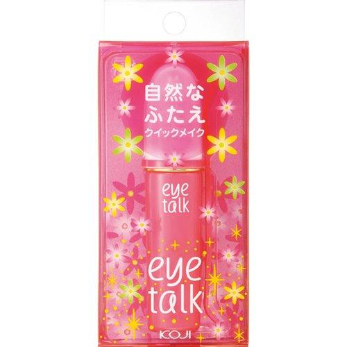 【日本直邮】蔻吉/Koji  Eye Talk隐形双眼皮胶水 粉色 8ml
