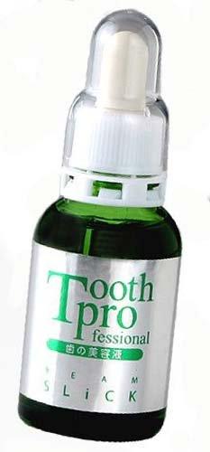 【日本直邮】Tooth Pro 液体牙膏 速效牙齿美白液20ml