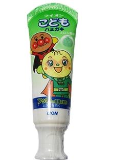 狮王/LION  面包超人儿童牙膏 哈密瓜味 40g/支