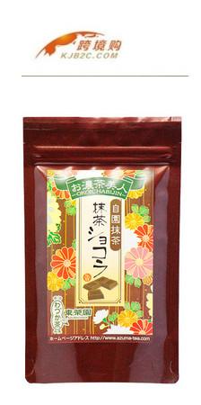 【包邮】【保税区闪送】东茶园 可可抹茶100g