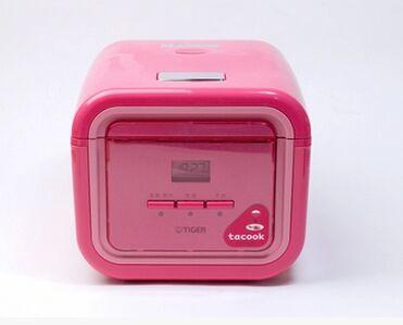 【日本直邮】虎牌/Tiger  JAJ-A551PP迷你电饭煲110v  3人用  粉红色