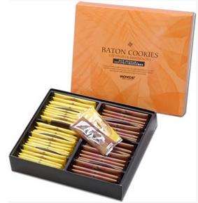 【包邮】【日本直邮】ROYCE  北海道榛子椰子巧克力曲奇饼干混合礼盒50枚