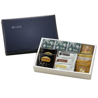 【日本直邮】北海道名产  白色恋人家族大集合36枚礼盒