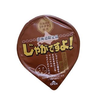 【日本直邮】北海道 扇贝牛油酱油味薯条42g/杯