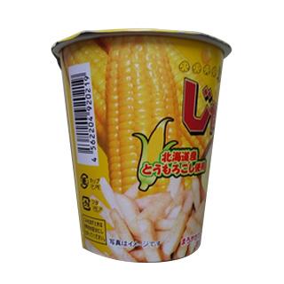 【日本直邮】北海道限量版 玉米浓汤味薯条42g/杯