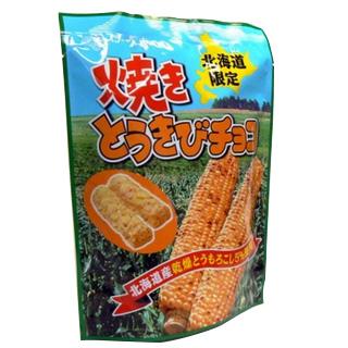 【日本直邮】北海道限定烤玉米巧克力1袋