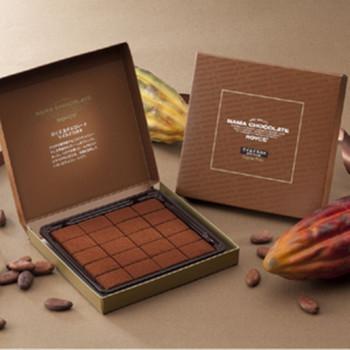【顺丰包邮】【中国现货】罗伊斯/ROYCE 北海道纯可可生巧克力礼盒 20枚  3盒装