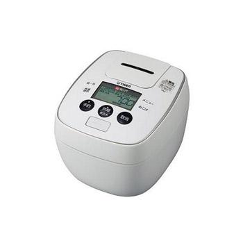 【日本直邮】虎牌/Tiger  JPB-B100 IH压力电饭煲 五层土锅可变压力 白