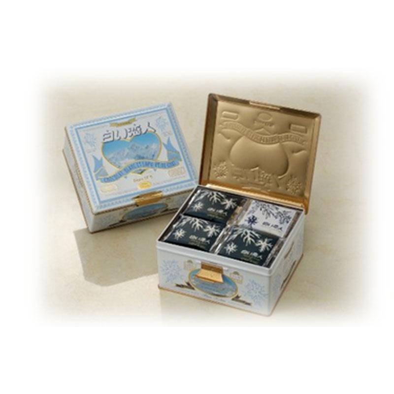 【顺丰包邮】【中国现货】白色恋人/WHITE LOVER 巧克力夹心饼干 36枚入